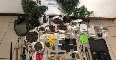 Εξαρθρώθηκε εγκληματικό δίκτυο σε Μεσσηνία, Κορινθία