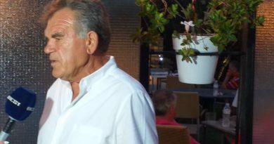 Παραίτηση Τσώνη από την αρχηγεία του συνδυασμού