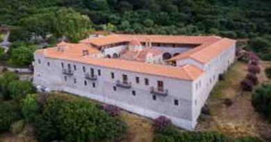 Ι. Μονή Βουλκάνου : Δεν θα πραγματοποιηθεί η νυχτερινή  Θ. Λειτουργία και η κάθοδος της Εικόνος  από το παλαιό Μοναστήρι