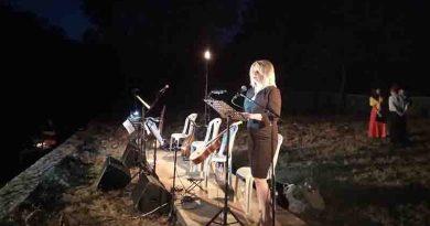 Με επιτυχία πραγματοποιήθηκε  η εκδήλωση στο Ναό Επικούριου Απόλλωνος