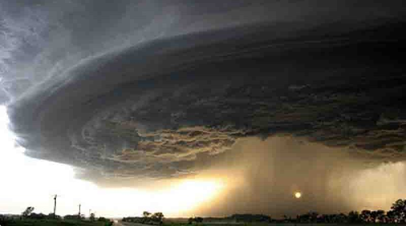 Έντονη Καταιγίδα στην Μεσσηνία – Βίντεο
