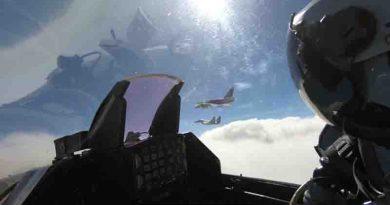 Η Πολεμική Αεροπορία… δάγκωσε με την «Οχιά της Θράκης» – ΦΩΤΟ – ΒΙΝΤΕΟ