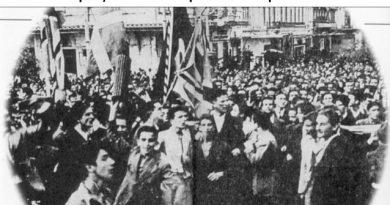 Γιάννης Ρίτσος: 28 ΟΚΤΩΒΡΊΟΥ 1940!