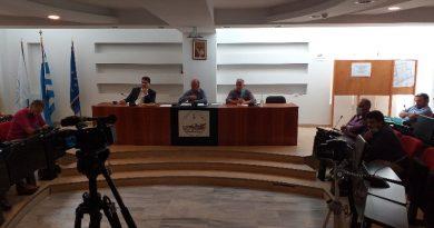 Live τη συνεδρίαση του Δημοτικού Συμβουλίου Μεσσήνης
