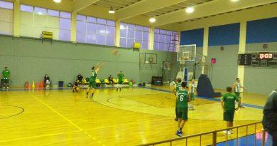 LIVE Δείτε τον αγώνα Basket Πάμισος BC με Αρκαδικό