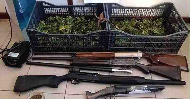 Συνελήφθησαν επτά άτομα για ναρκωτικά στη Μεσσηνία