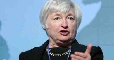 ΗΠΑ: Ο Τζο Μπάιντεν σκοπεύει να αναθέσει το υπουργείο Οικονομικών στην Τζάνετ Γέλεν