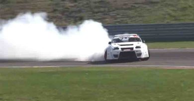 Drift  Gianluca Lazzaroni's 600Hp Nissan 200sx S13 Vp BMW Turbo Engine Swap