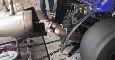 Fiat 500 με  Double Hayabusa V8 – 300 ίππους / 11.000 σ.α.λ.!!! Βίντεο