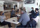 Συνάντηση Αλέξη Χαρίτση με το Σωματείο Ξενοδοχοϋπάλληλων Μεσσηνίας