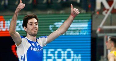 ΠΑΝΕΥΡΩΠΑΙΚΟ ΠΡΩΤΑΘΛΗΜΑ ΚΛΕΙΣΤΟΥ ΣΤΙΒΟΥ Χρυσό μετάλλιο για τον Μίλτο Τέντογλου με άλμα στα 8.35 μέτρα