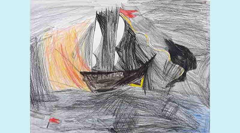 << Η ναυμαχία του Ναβαρίνου>> στο κέντρο τέχνης Καλαμάτας