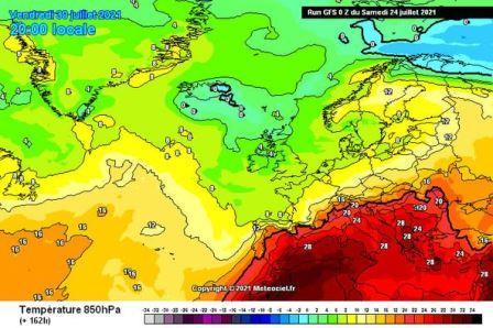 Ερχεται εξαιρετικά ισχυρό κύμα καύσωνα μεγάλης διάρκειας