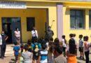 Αντιπεριφερειάρχη στο δημοτικό σχολείο Διαβολιτσίου