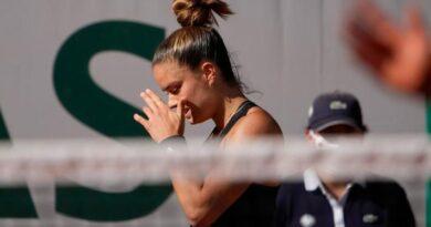 Έχασε στον τελικό η Μαρία Σάκκαρη με 2-0 σετ