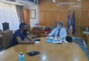 Συνάντηση  Αντιπεριφερειάρχη με τον πρόεδρο του Βασιλιτσίου