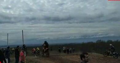 Ατύχημα σε πίστα Motocross με δύο σοβαρά τραυματίες
