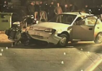 Βίντεο ντοκουμέντο: Αιματηρή καταδίωξη με πυροβολισμούς 1 νεκρός 7 τραυματίες