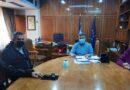 «Συνάντηση Αντιπεριφερειάρχη με εκπροσώπους της Ένωσης γονέων Καλαμάτας»