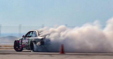 Πανελλήνιο Πρωταθλήμα Drift: Με 40 συμμετοχές ο αγώνας στη Σχολή Μηχανικού Λουτρακίου